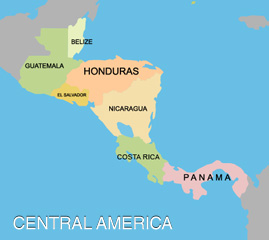 Central America on emaze
