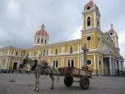 granada church horse