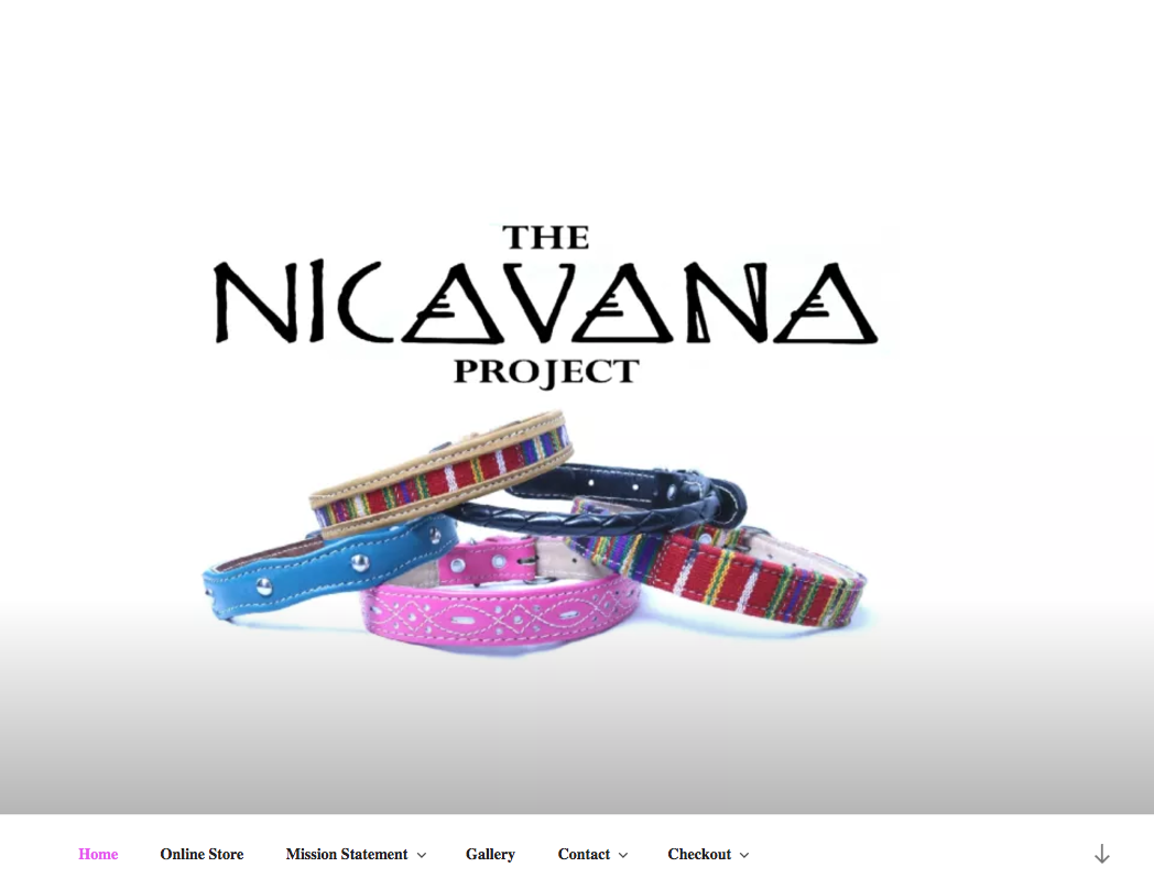 The Nicavana Project collars