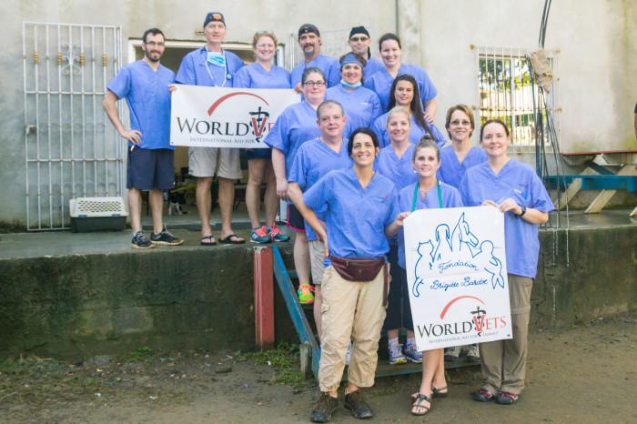 Team Returns from Successful Campaign in Honduras