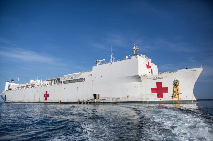 World Vets to be On Board 2016 Pacific Partnership Mission
