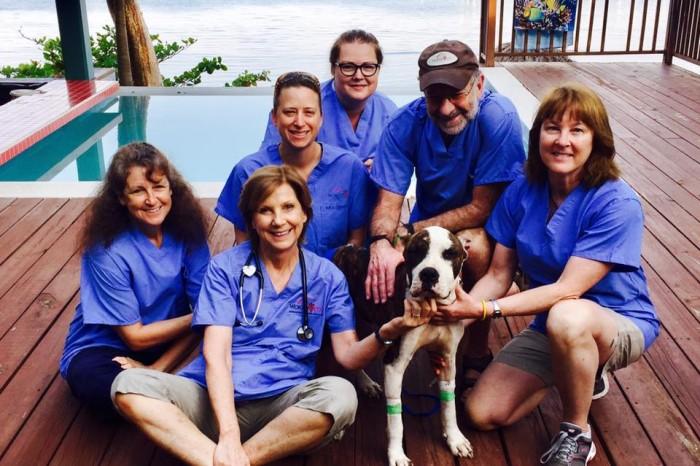 Life Saving Work in Roatan, Honduras