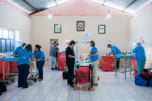 WorldVets in Imbabura, Ecuador